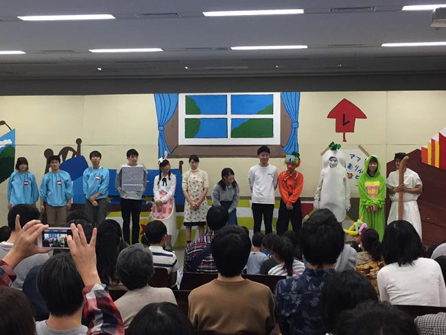 東京農業大学ローバー | 収穫祭 「おもちゃのきもち」