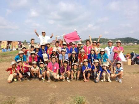 facebook16NJレポートより 8月8日(木) 移動、東京に戻り解散。