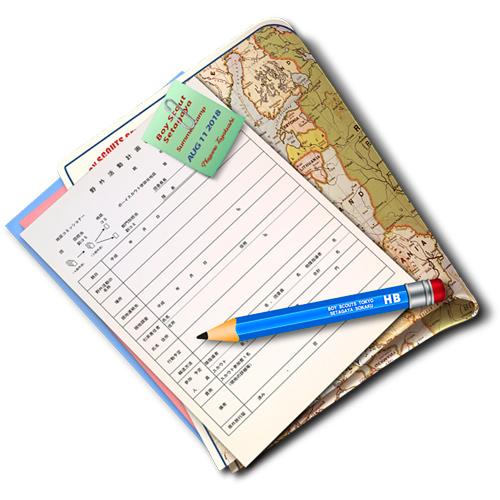 野外活動計画書について(加盟員向け情報)